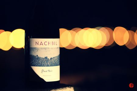 Wine tasting at the Nachbil winery with Mr. Johann Brutler